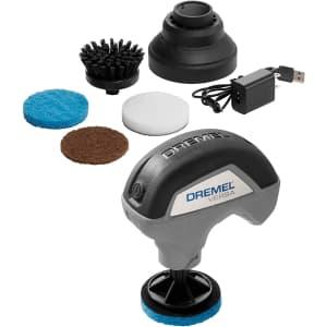Dremel Versa 4V Max Cordless Cleaner Tool Kit for $40