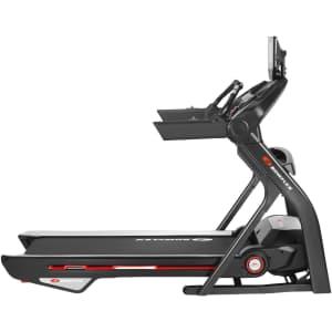 Bowflex Treadmill 10 w/ SelectTech 840 Adjustable Kettlebell for $1,500