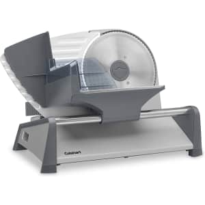 "Cuisinart Kitchen Pro 130W 7.5"" Food Slicer for $100"