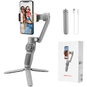 Zhiyun Smooth Q3 3-Axis Gimbal Stabilizer for $71