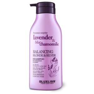 Luxliss Purple Shampoo for Color Treated Hair 16.9-oz. Bottle for $10