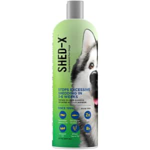 Shed-X Dermaplex Liquid Daily Supplement For Dogs for $5.04 via Sub & Save