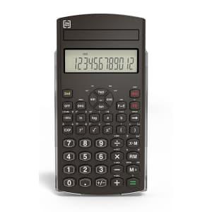 TRU RED 10-Digit Scientific Calculator for $5