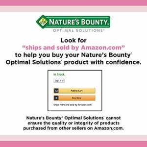 Prenatal Gummy Vitamins by Nature's Bounty Optimal Solutions, Prenatal Vitamins with DHA and Folic for $9