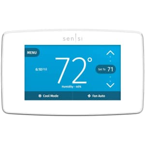 Emerson Sensi Touch Wi-Fi Smart Thermostat for $127