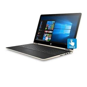 "HP X360 Business 2-in-1 Laptop PC 15.6"" FHD Touchscreen Intel i7-8550U Quad-Core Processor 8GB DDR4 for $800"
