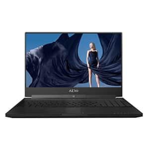 "Gigabyte Aero 15X v8-BK4 Core i7 2.2GHz 15.6"" laptop w/ 16GB RAM & 512GB SSD for $1,742"
