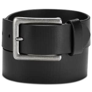 Calvin Klein Men's Belts at Macy's: for $19