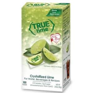 True Lime Bulk Dispenser Pack 100-Count for $5