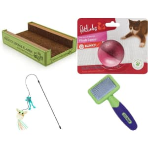 Cat Products at Chewy: Buy 3, get 4th free