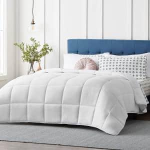 Lucid Hypoallergenic Down Alternative Comforter from $25