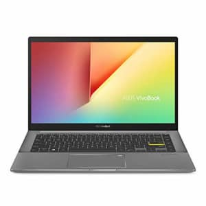 ASUS VivoBook S14 S433 Thin and Light Laptop, 14 FHD, Intel Core i5-10210U CPU, 8GB DDR4 RAM, 512GB for $857