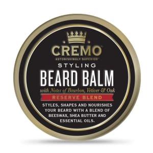 Cremo Reserve Blend 2-Oz. Beard Balm for $12