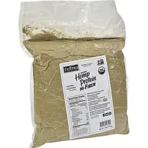 Nutiva Organic Hemp Protein Hi-Fiber - 3 lbs - 95%+ Organic - Vegan - Extremely nutritious and for $50