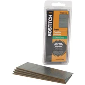 """Bostitch 18-Gauge 2"""" Brad Nails 1,000-Count for $6"""