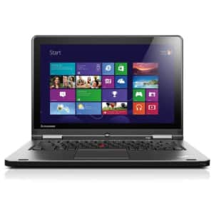 Lenovo Thinkpad S1 Yoga 12.5 inches 2-in-1 Convertible FHD Touchscreen Laptop Computer, Intel Core for $430