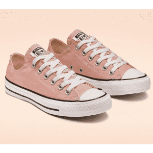 Converse Unisex Colors Chuck Taylor All Star Low Top Sneakers for $30