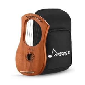 Donner Lyre Harp for $51