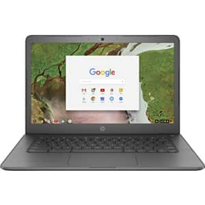 "HP 14"" Touchscreen Chromebook - AMD Dual-Core A4 - 4GB Memory - 32GB eMMC - WiFi & Bluetooth - for $205"