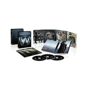HBO Westworld: The Complete First Season (BD) [Blu-ray] for $45