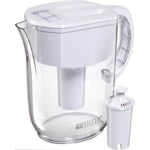 Brita Everyday 10-Cup Water Filter Pitcher with Filter for $28
