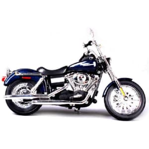 Maisto 1:12 Harley-Davidson 2006 FXDBI Dyna Street Bob for $13