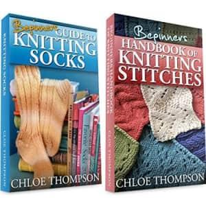 """""""Beginners Handbook of Knitting..."""" Kindle eBook Bundle: Free"""