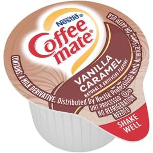 Coffee-Mate 180-Count Liquid Creamer Singles for $17 via Sub & Save