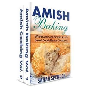 Amish Baking and Amish Cooking Box Set Kindle eBook: Free