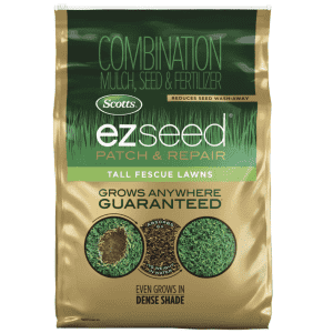 Scotts EZ Seed Patch and Repair 20-lb Fescue Lawn Repair Mix for $40 for Ace Reward members