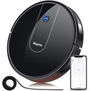 Bagotte Robot Vacuum for $253