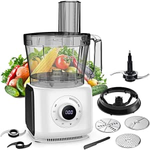 Magiccos 7-in-1 14-Cup Food Processor for $110