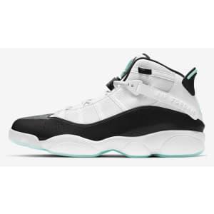 Nike Men's Jordan 6 Rings Shoes for $154