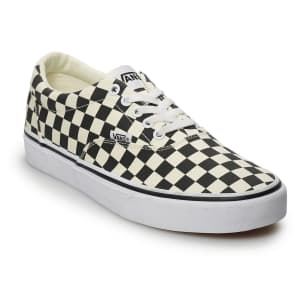 Vans Men's Doheny Checkerboard Shoes for $26