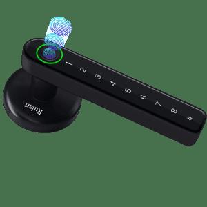 Rulart Fingerprint Biometric Keypad Door Lock for $50