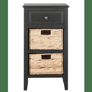 Safavieh Antonin Side Table w/ Drawer for $92