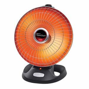 Presto Heat Dish Parabolic Electric Heater for $130