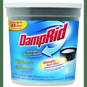 DampRid 10.5-oz. Refillable Moisture Absorber for $1.99 in cart