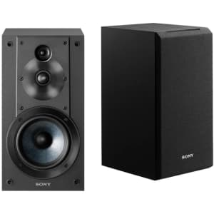 Sony SSCS Series Speakers at Amazon: 50% off