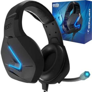 Orzly Gaming Headset for $16