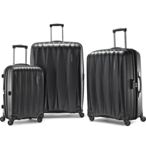American Tourister Arona Hardside Spinner Luggage 3-Piece Set for $179