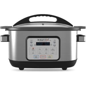 Instant Pot Aura 6-Quart Multi-Use Programmable Slow Cooker for $130