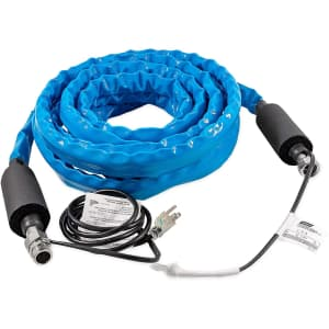 Camco 25-Foot TastePure Heated Drinking Water Hose for $79