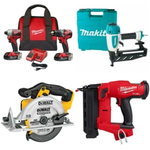Power Tools at eBay: extra 15% off $25 or more