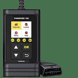 Thinkcar ThinkOBD 100 OBD2 Auto Diagnostic Scanner for $30