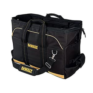 Custom LeatherCraft DEWALT DG5511 Pro Contractor's Gear Bag, 24 in. for $97