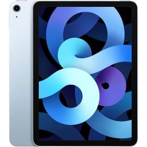 "Apple iPad Air 10.9"" 64GB Tablet (2020) for $520"