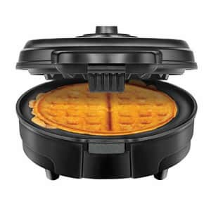 Chefman Anti-Overflow Belgian Waffle Maker w/Shade Selector, Temperature Control Mess Free Moat, for $18