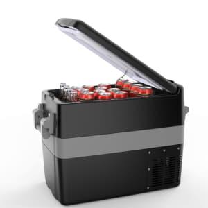 BougeRV 42-Quart Portable Car Cooler Freezer for $285