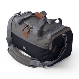 Lands' End Everyday Travel Duffle Bag for $16